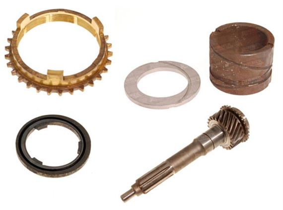 Triumph 2000/2500/2.5Pi Mainshaft and Input Gears