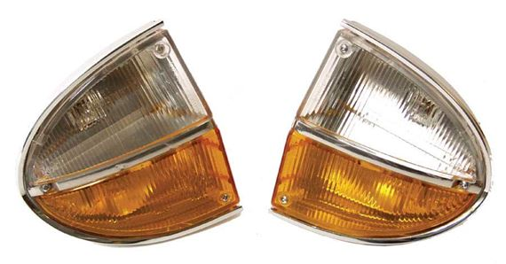 Triumph 2000/2500/2.5Pi Front Side and Indicator Lamps