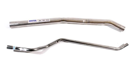 Triumph 2000 Mk1 Stainless Steel Exhaust Systems - Auto to MB11360