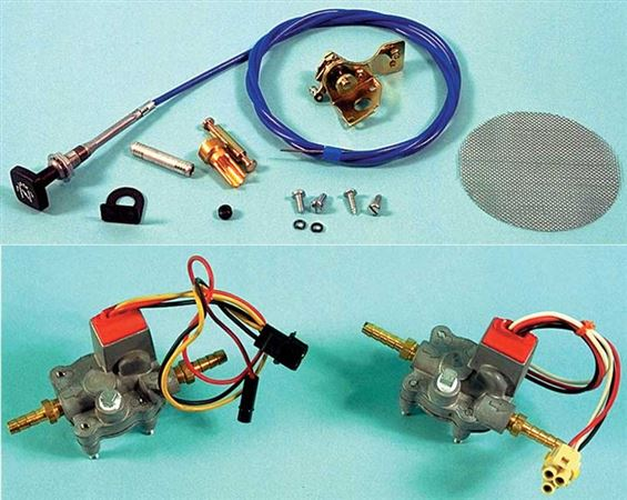 Rover SD1 Carburettors & Components