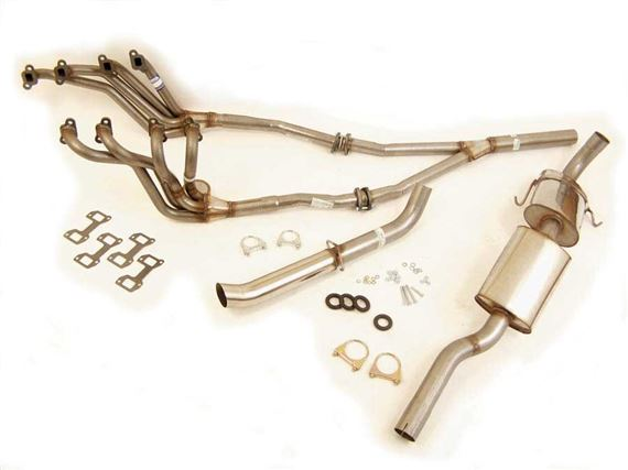 Rover SD1 Sport Stainless Steel Exhaust Systems - V8