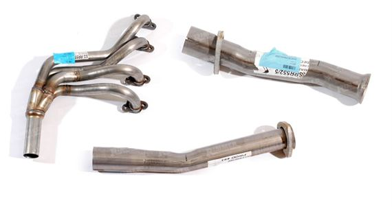 Rover SD1 Sport Stainless Steel Exhaust System Components - V8