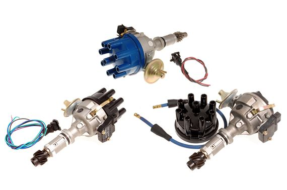 Rover Sd1 Engine Electrics Ignition System Rimmer Bros