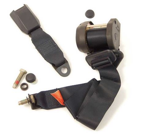Rover SD1 Seat Fittings and Seat Belts