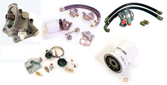 Range Rover Classic V8 Oil Pump
