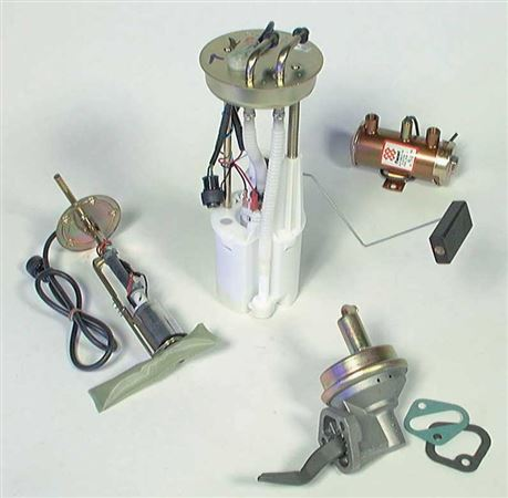 Range Rover Classic Fuel Pump (carb) 1970 to 1986