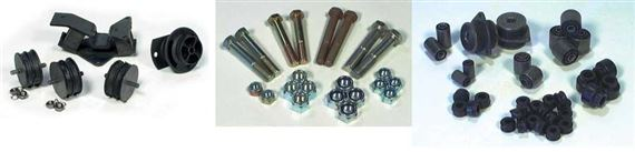 Range Rover Classic Suspension Bush and Bolt Kits - Coil Spring Vehicles