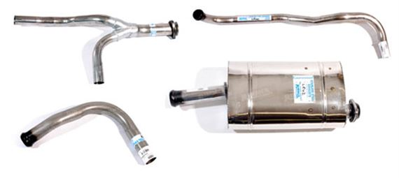 Range Rover Classic Exhaust System Components - V8 3.5 Litre