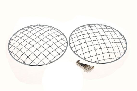 Triumph Herald Headlamp Stone Guards - GRID009321