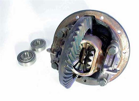 Range Rover Classic Rear Axle/Differential