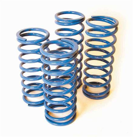 Range Rover Classic Uprated Spring Kits - Coil Spring Vehicles