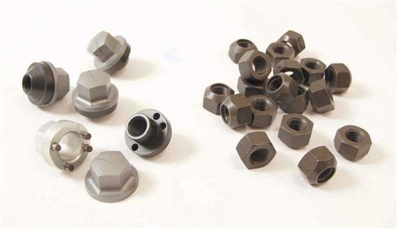 Range Rover Classic Steel Wheel and Wheel - Tyre Packages Wheel Nuts