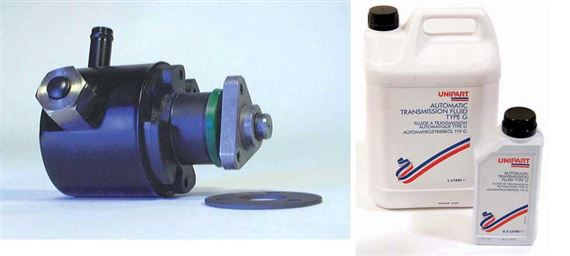 Range Rover Classic Power Steering Pump
