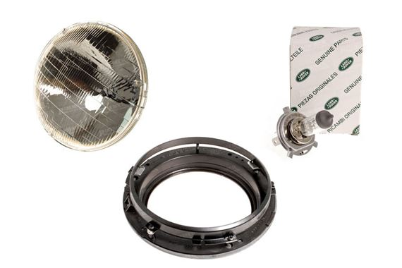 Range Rover Classic Headlamp Unit and Components