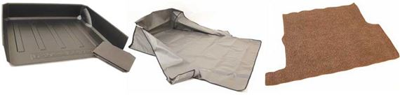 Range Rover Classic Loadspace Protector and Mat