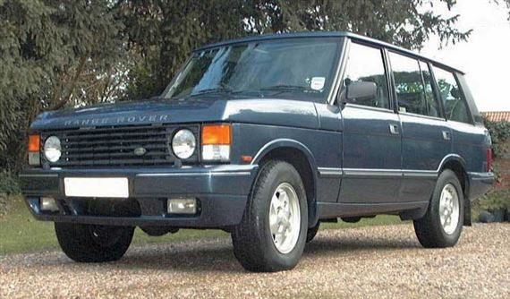 Range Rover Classic Brooklands Type Body Styling Kit