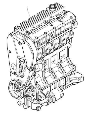 Mg Zt Stripped Engine
