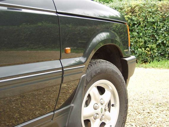 Range Rover 2 Front Wing