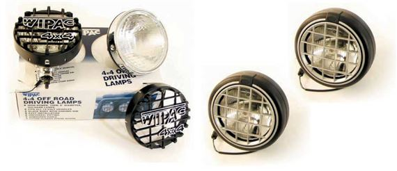 Range Rover 2 Auxiliary Lamps