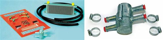 Discovery 1 V8 Oil Cooler