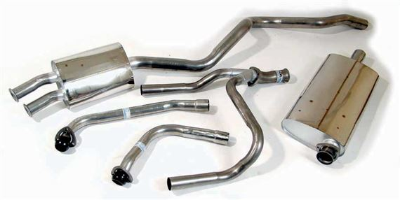 Discovery 1 Full Exhaust Systems - Diesel