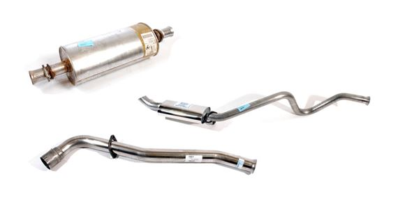 Discovery 1 Exhaust System Components - Diesel 200Tdi