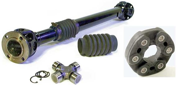 Discovery 1 Rear Propshaft