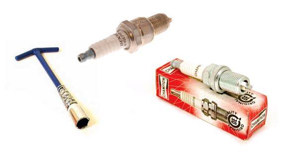 Discovery 1 Spark Plugs & Leads