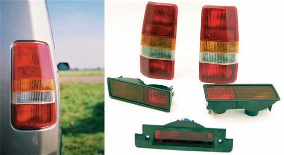 Discovery 1 Rear Lamps