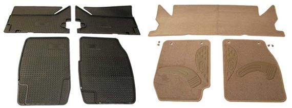 Discovery 1 Floor Mats
