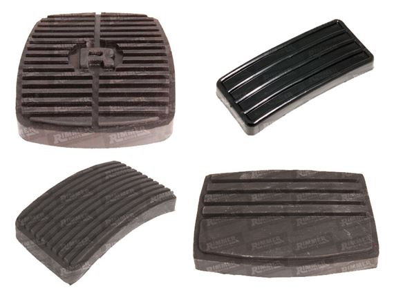 Discovery 1 Pedal Rubbers