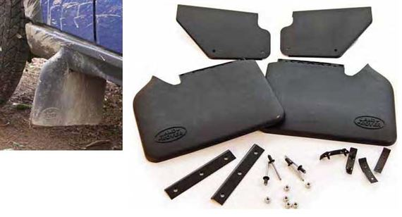 Discovery 2 Mudflaps