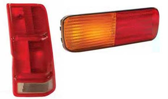 Discovery 2 Rear Lamps