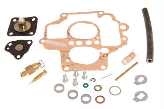 90-110 and Defender 2.5 Petrol Engine Carb Components