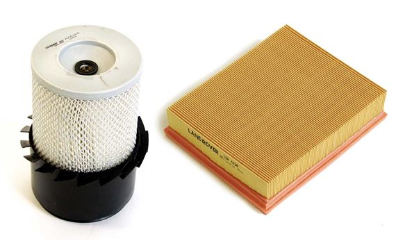 90-110 and Defender Air Filters