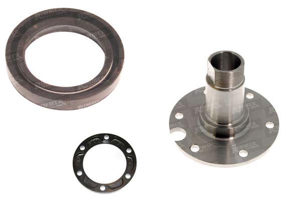 90-110 and Defender Rear Hub and Stub Axle