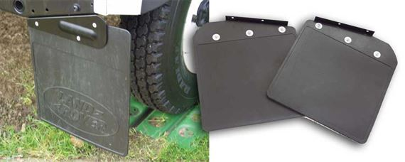 90-110 and Defender Mudflaps