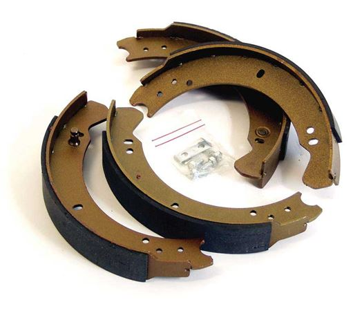 90-110 and Defender Brake Shoes - Rear