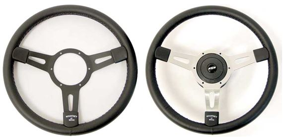 90-110 and Defender Steering Wheel and Column - Models without airbags