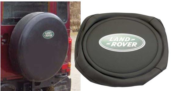 90-110 & Defender Spare Wheel Covers