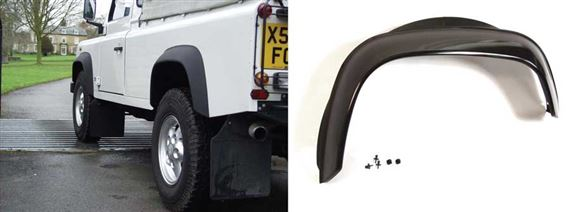 90-110 and Defender Wheel Arch