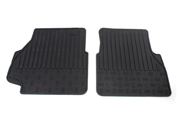 90-110 and Defender Passenger Area Floor Mats