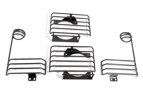 90-110 and Defender Lamp Guards