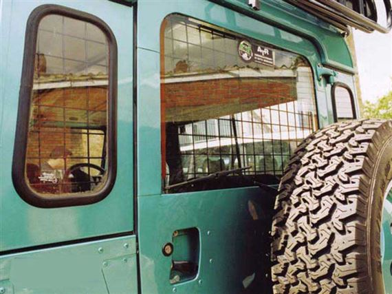 90-110 and Defender Window Mesh