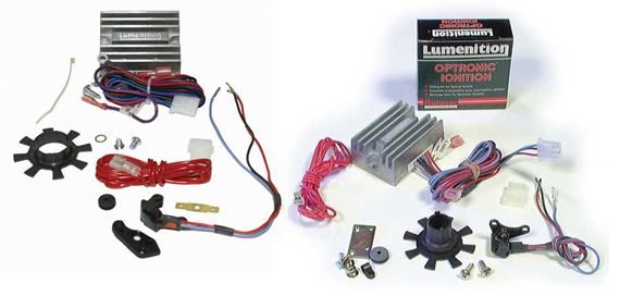 90-110 and Defender Lumenition Electronic Ignition Kit