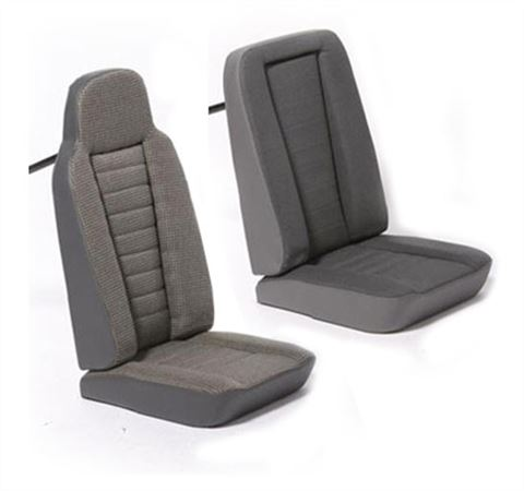 90-110 and Defender Replacement Seats - 2nd 3rd and Middle Row Seats