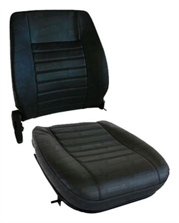 90-110 and Defender Replacement Seats - Backs and Bases