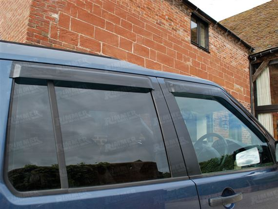 Discovery 3 Wind Deflectors