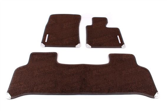 Range Rover 3 Carpet and Rubber Floor Mats