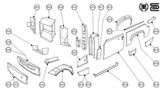 Midget Body Parts 104